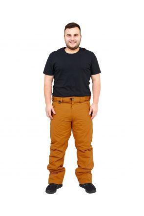 XTM Glide II Mens Plus Size Ski Pant Copper Sizes 2XL-6XL